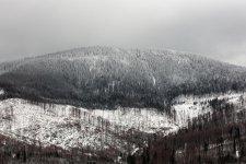 Jakub Spodymek fotografia przyrodnicza krajobraz Beskid Romanka Zima