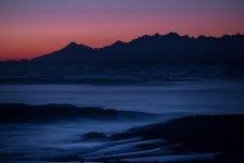 Jakub Spodymek fotografia przyrodnicza krajobraz Babia góra wschód słońca